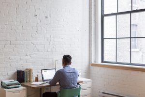Make your office nice when you work form home