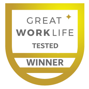 Great Work-Life Review Winner