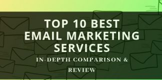 Top 10 Best Email Marketing Platforms On The Planet