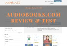 Audiobooks.com Review