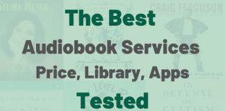 Best Audiobook Services