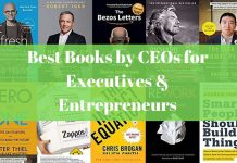 Best Business Books by CEOs