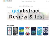 GetAbstract Review