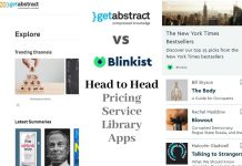 GetAbstract vs Blinkist
