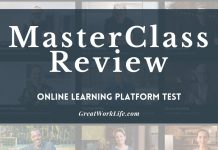 MasterClass Review & Test