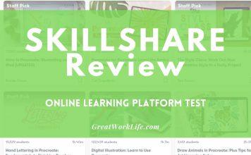 Skillshare Review & Test