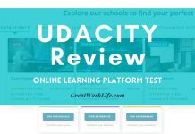 Udacity Review & Test